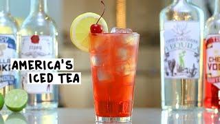 America's Iced Tea - Tipsy Bartender