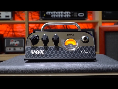 Vox MV50 CLEAN with some surf music....