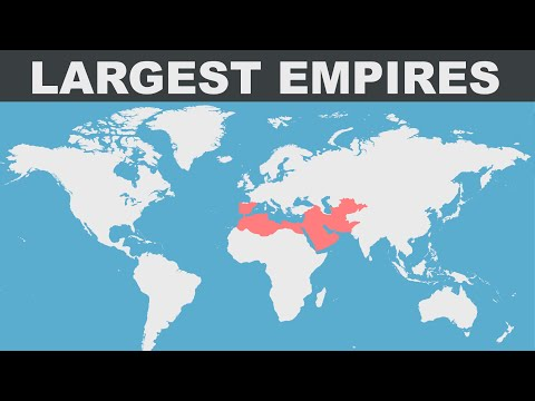 100 Largest Empires In History