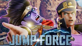 MAKING COMEBACKS HAPPEN WITH JOTARO'S STAND! Jotaro Kujo Gameplay - Jump Force Online Ranked