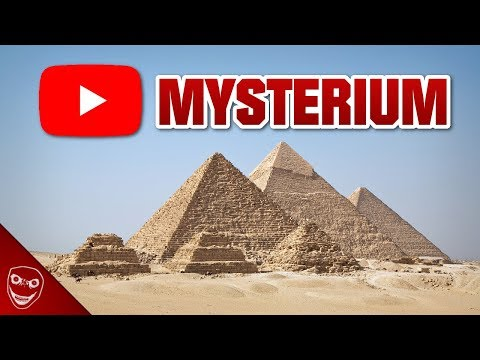 Gruseliges Video vom Inneren der Pyramide! YouTube Mysterium!