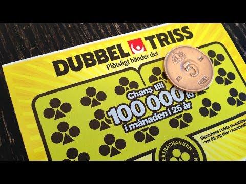 Svenska Spel - Dubbel Triss