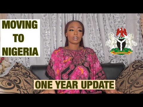 ONE YEAR AFTER MOVING TO NIGERIA| THE TRUTH ABOUT LIVING IN LAGOS | AFRICA