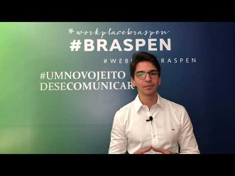 Lançamento BRASPEN: Curso de Imersão em Terapia Nutricional - Por Diogo O. Toledo
