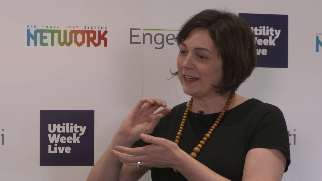 Utility Week Live 2019 – Sarah Merrick interview