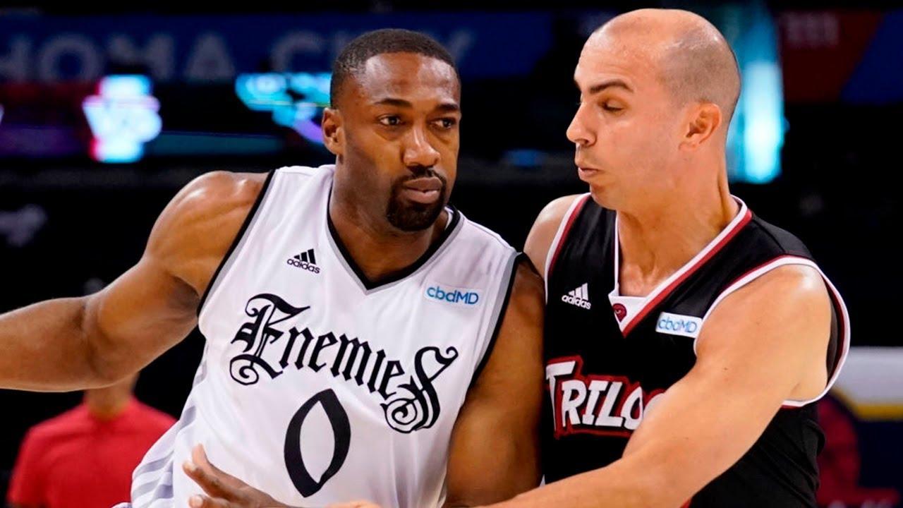 Enemies vs Trilogy Full Game Highlights | Week 5 | Season 3, BIG3 Basketball, July 21