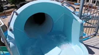 Camping Le Clos des Pins - Toboggans aquatiques - 2020