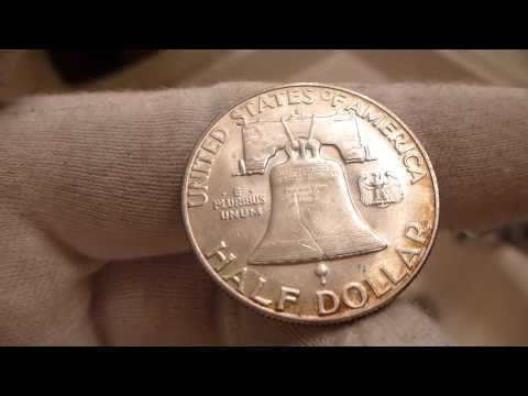 1950 Franklin Half Dollar Coin Review