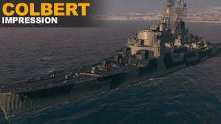 Colbert Impression - World of Warships