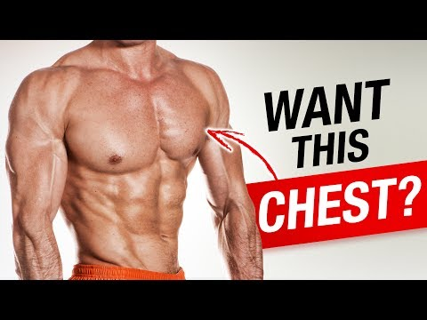 3 Chest Exercises For Skinny Guys / HARDGAINERS! - YouTube