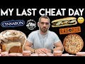 My Last Cheat Day...