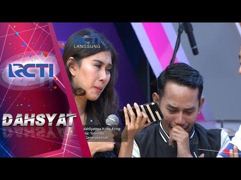 DAHSYAT - Asisten Syahnas Menangis Sedih [12 OKTOBER 2017]