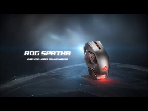 ROG Spatha Gaming Mouse