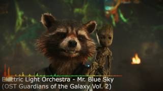 Electric Light Orchestra - Mr. Blue Sky (OST Guardians of the Galax...