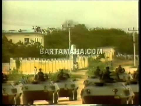"1st powerful African country in 1980 "" Somali Parade"""