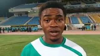 Ligue des Champions CAF - Ismaily SC VS Coton Sport de Garoua : Ndongo Foe s'exprime avant le match