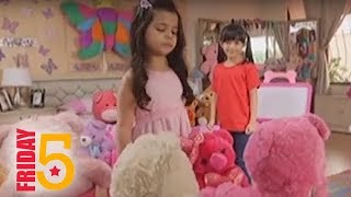 Friday 5: 5 Times Princess and Esang show the True Value of Friendship