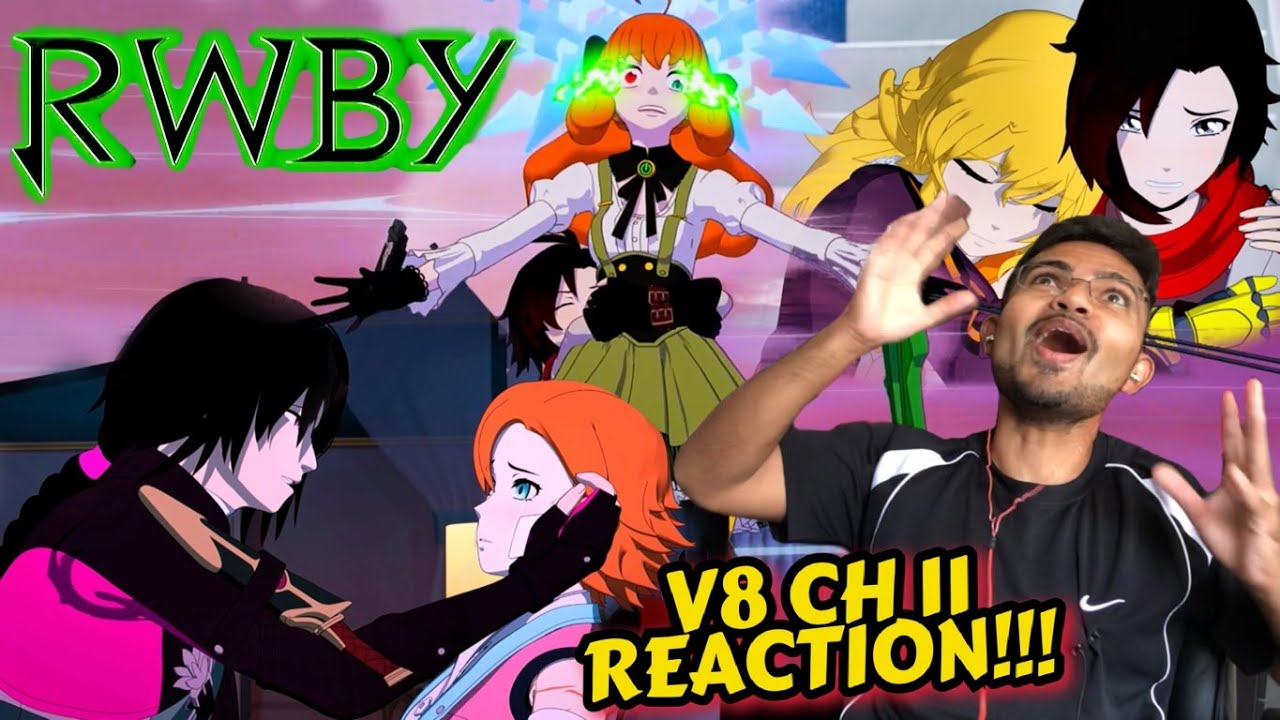 Download RWBY Volume 8 Episode 11 Reaction! Trust Is A Risk!!