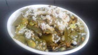 Delicious Val Papdi Bhaji (indian Flat Beans) | Full Recipe By Kalpana Talpade