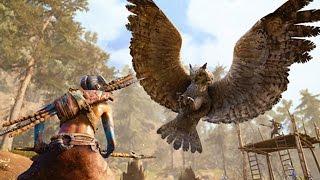 Far Cry Primal Lov #5 | OWLFRED & REDAK CRNI JAGUAR