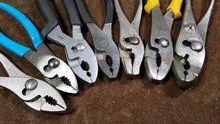 Slip Joint Utility Pliers Review & Comparison