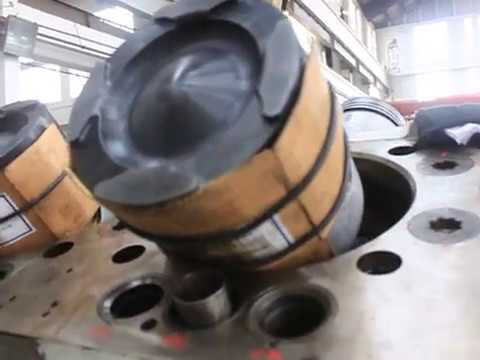 Motor V16 Ferroviário - General Electric