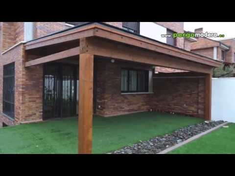 Porches de madera 2013 youtube - Porches de madera en kit ...