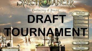 Spectromancer: Gathering of Power - Draft Tournament