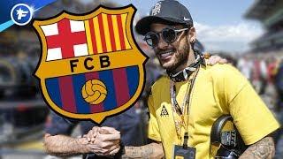 Accord de principe entre Neymar et le Barça | Revue de presse