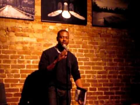 After Loving A Liar, a broken heart poem by Mark Anthony Thomas, performed a Nuyorican Cafe