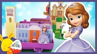 Princesse Sofia - Ecole de Magie - Histoire et jouets pour les enfants - Touni Toys
