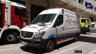 6 وفيات و380 إصابة في حوادث عطلة العيد (14/8/2019)