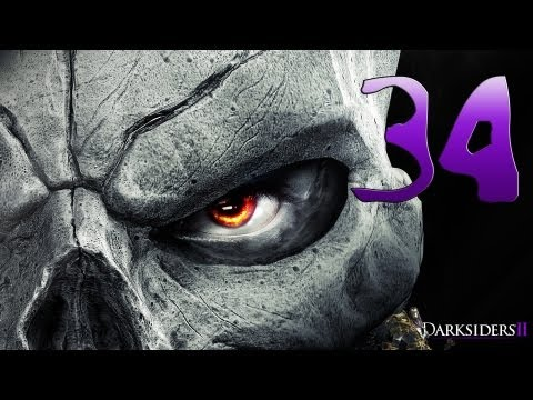 DarkSiders II Walkthrough - Darksiders 2 Walkthrough Español Parte 34 | La Vara de Arafel | Guia Let's Play PC/PS3/XBOX360