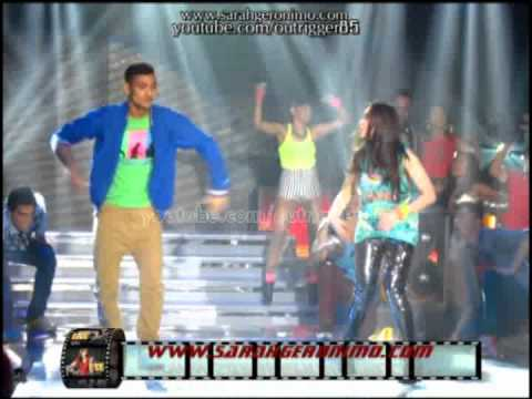 Sarah Geronimo w/ PBB Teens Big 4 - Otso otso / OMG  [Smash Up] OFFCAM (12Aug12)