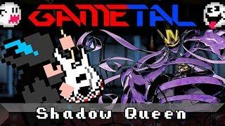 Shadow Queen (Final Phase) (Paper Mario: The Thousand-Year Door) - GaMetal Remix