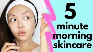 Gambar cover 5 MINUTE Skincare Routine For Beginners!