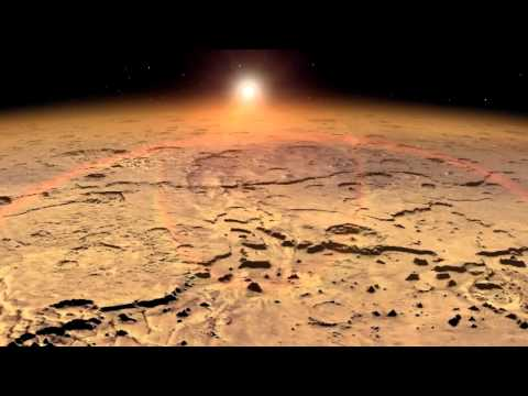 Martian Atmosphere Was Once Thicker   Curiosity Rover Report Video