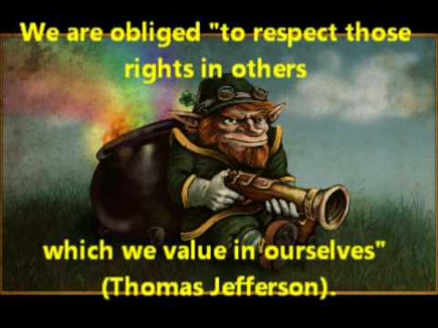 Food for Thought from The Liberty Leprechaun
