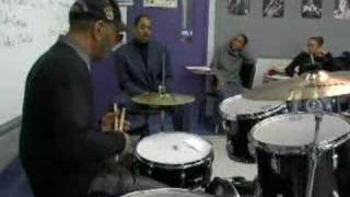 Grady Tate at Jazz Museum in Harlem Educational event