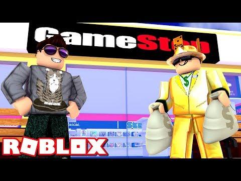 👑KONGEN KOMMER FORBI! - Roblox Game Store Tycoon Dansk Ep 2 med ComKean