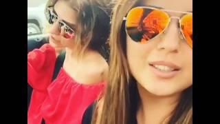 Kismetse Olur - Ceyda ve Melis Sarki Soylerken!! Kamera Arkasi.mp3