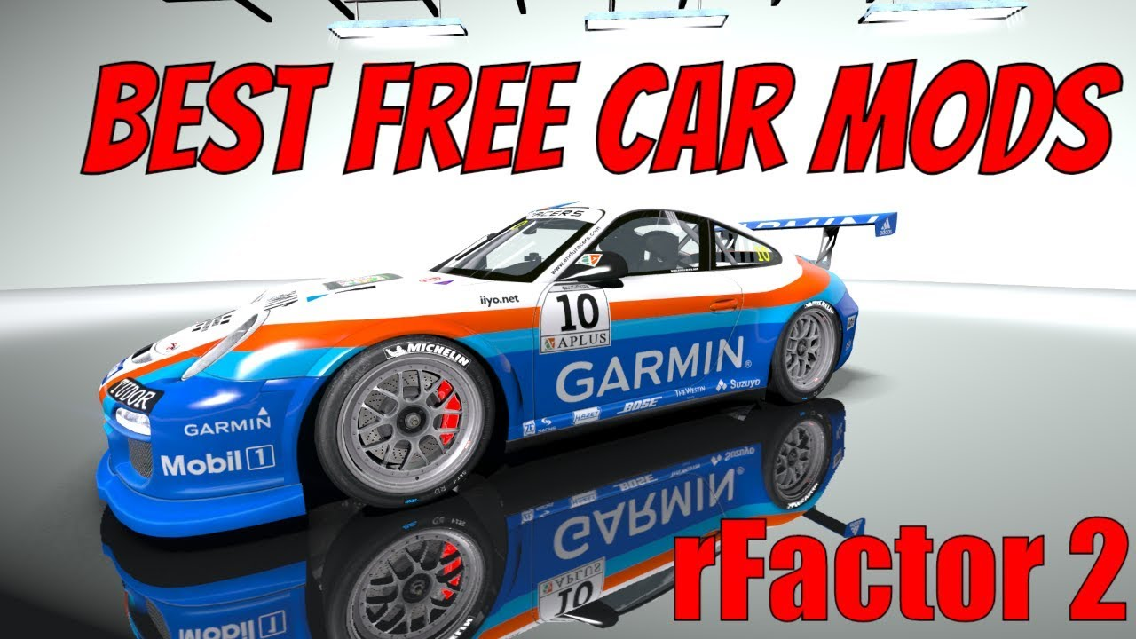6 Free Must Have Car Mods for rFactor 2 (2019 Best of Edition)