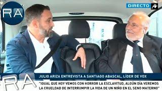 ¿Qué leyes derogaría Santiago Abascal si fuera Presidente del Gobierno?