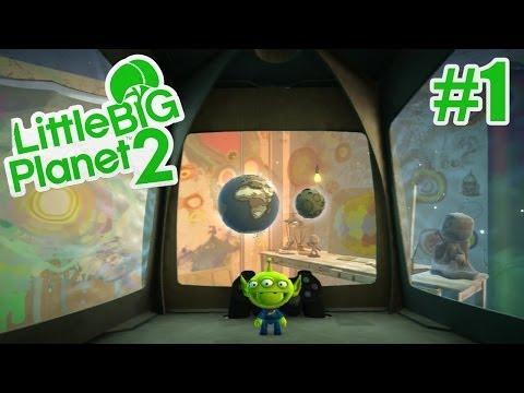 Little Big Planet 2 - O Início - Parte #1