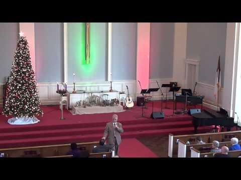 Sunday Dec 14 2014 (1) First Union Congo Church Quincy IL