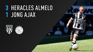 Heracles Almelo - Jong Ajax 3-1 | 15-07-2018 | Samenvatting