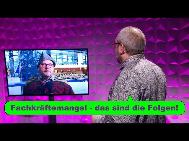 Nonsenf 03/21: Wenn man nicht alles selber macht!