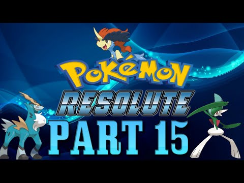 Pokemon Resolute Walkthrough Part 15: The 5th Gym