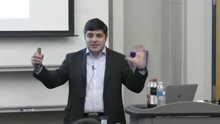 RI Seminar: George Konidaris : Signal to Symbol (via Skills)