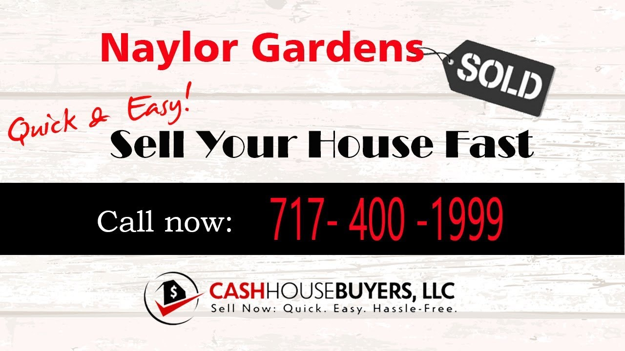 HOW IT WORKS We Buy Houses Naylor Gardens Washington DC   CALL 717 400 1999   Sell Your House Fast